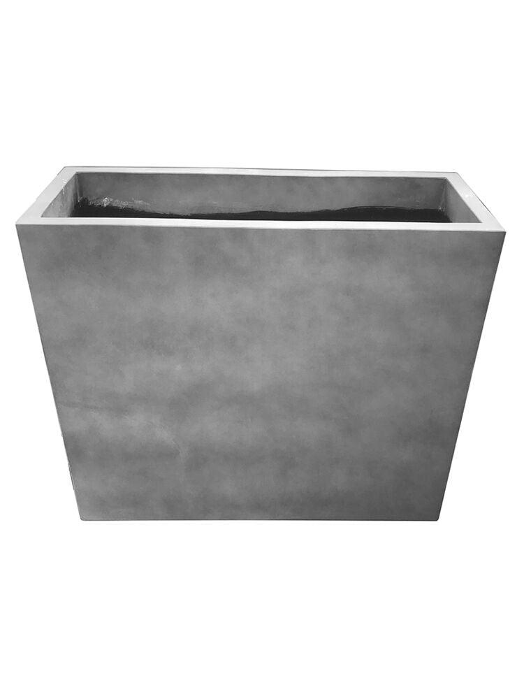 Contemporary Pot - Divider Pot - Grey