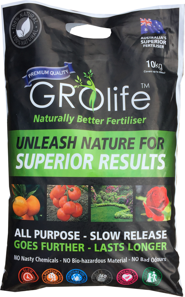 GROlife-All Purpose-Organic Mineral Fertiliser