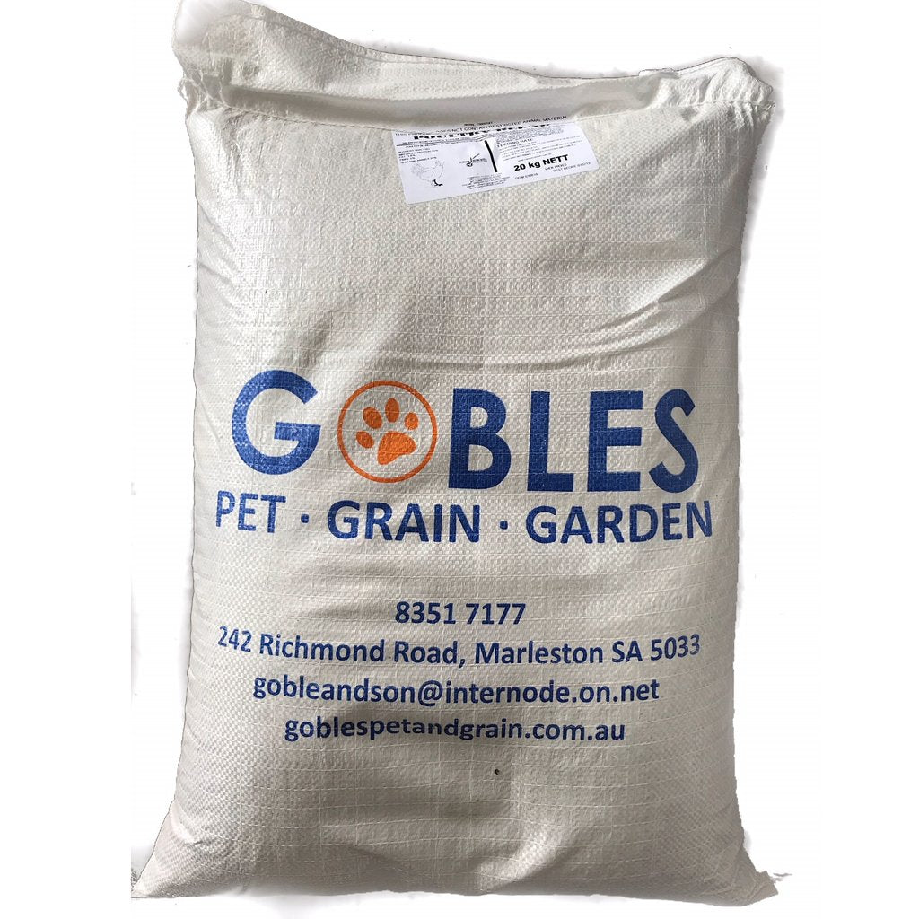 Gobles and Son: WHEAT grain