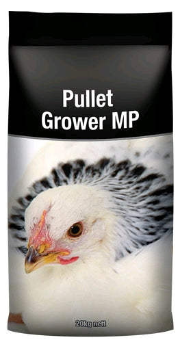 Laucke Pullet Grower Micro Pellets 20kg