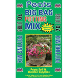 Peats Soil Big Bag Potting Mix- 70lt