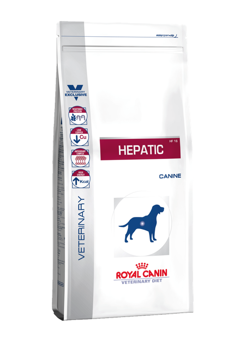 ROYAL CANIN PRESCRIPTION DIET HEPATIC DRY DOG FOOD (CANINE)