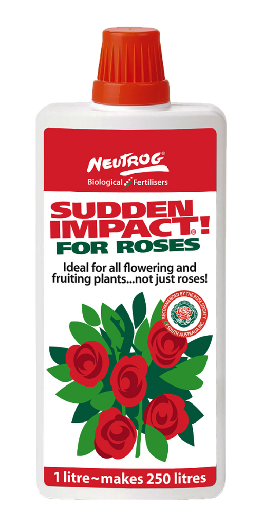 Neutrog - Sudden Impact for Roses - 1 Ltr Liquid
