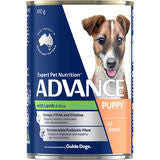 Advance Puppy Plus Growth Wet Food - Lamb & Rice
