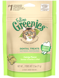 Greenies™ Feline Treat Catnip - 71g