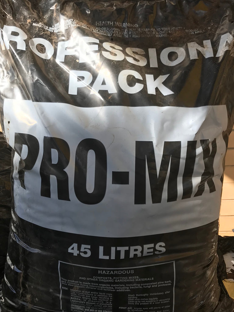 Peat soil- chook poop 45 L