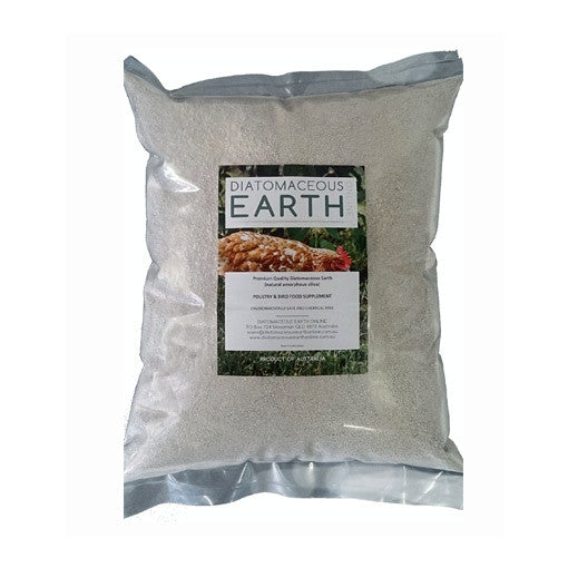 Diatomaceous Earth - Regular food grade