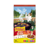 Friskies Adult Cat Dry Food - Meaty Grills