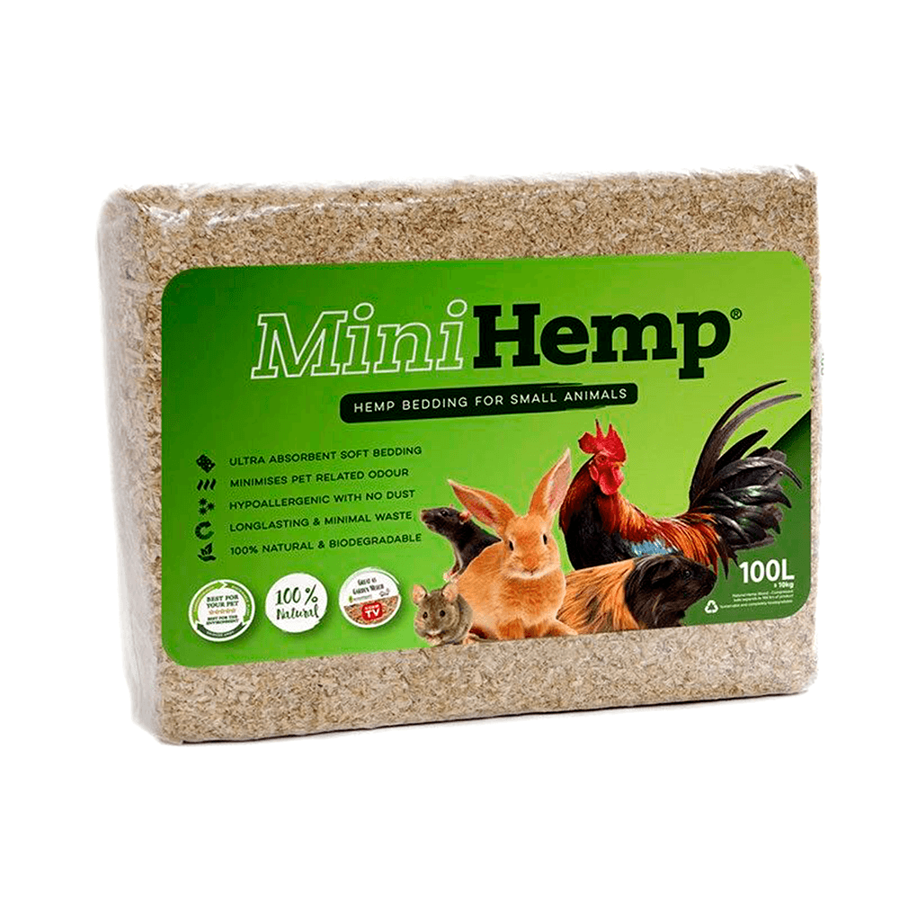 Mini Hemp Bedding Oz Hemp