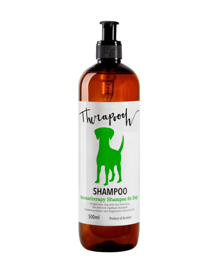 Therapooch Flea and Tick Repellant Shampoo