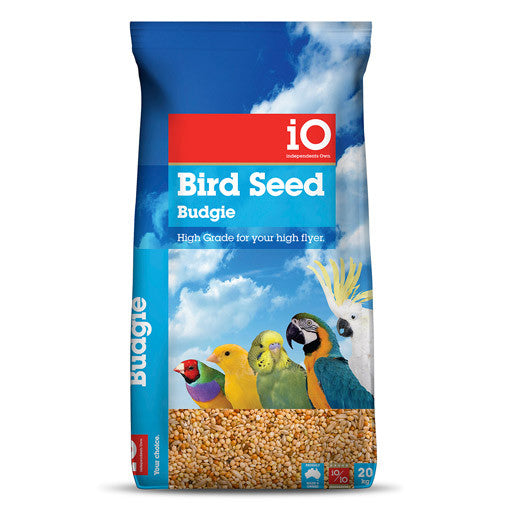 Chirpy Bird Seed - Budgie Mix