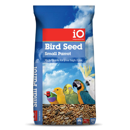 iO Bird Seed - Small Parrot Mix