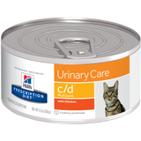 Hill's™ Prescription Diet™ c/d™ Multicare Feline with Chicken - Canned