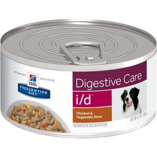 Hill's™ Prescription Diet™ i/d™ Canine Chicken & Vegetable Stew - Canned