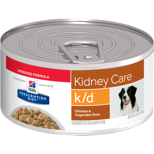 Hill's™ Prescription Diet™ k/d™ Canine Chicken & Vegetable Stew - Canned