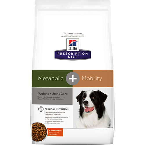 Hill's Prescription Diet - Metabolic + Mobility Canine - Dry