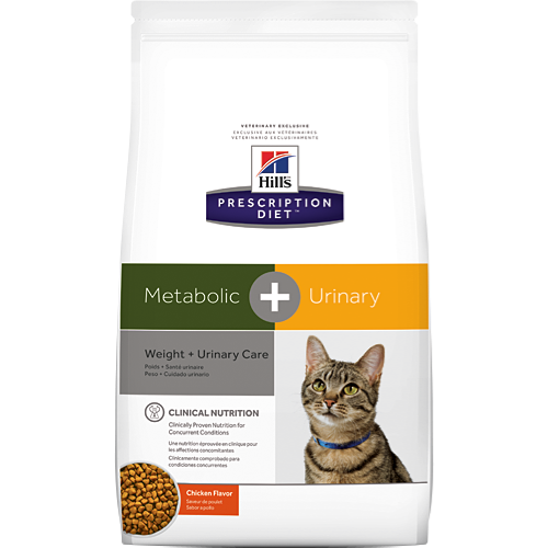 Hill's™ Prescription Diet™ Metabolic + Urinary Feline - Dry