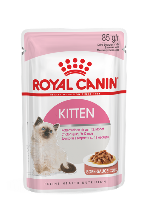 Royal Canin Kitten - Instinctive in Gravy