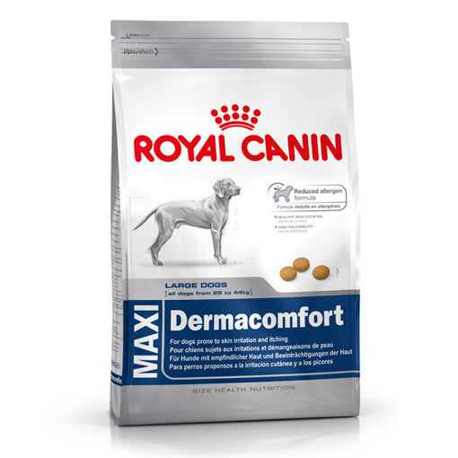 Royal Canin Maxi Dog Dry Food - Dermacomfort