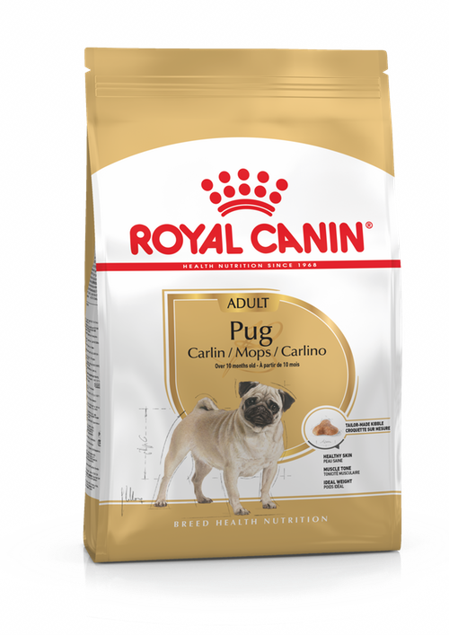 Royal Canin Adult Dog Dry Food - Pug