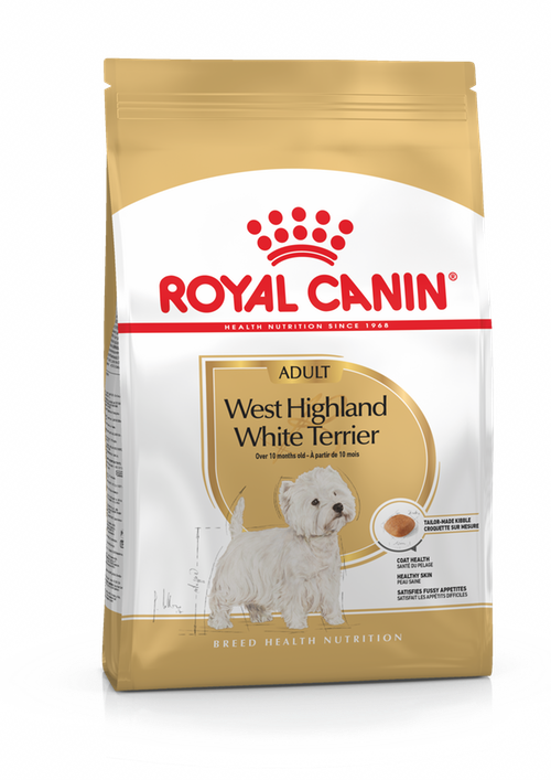 Royal Canin Adult Dog Dry Food - West Highland White Terrier