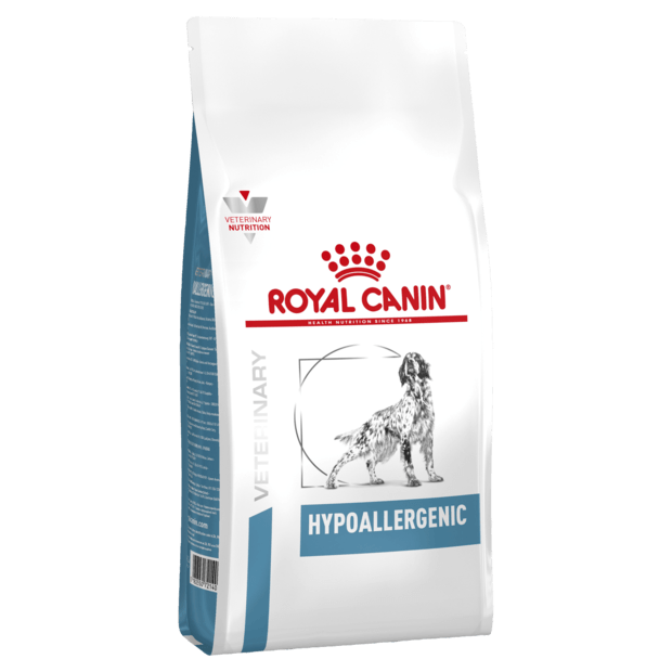 ROYAL CANIN PRESCRIPTION DIET DRY DOG FOOD HYPOALLERGENIC (CANINE)