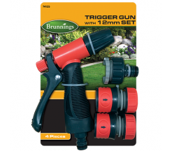 Brunnings Trigger Gun Complete Set - 12mm