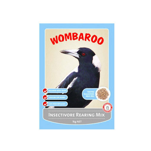 Wombaroo Bird Food - Insectivore Rearing