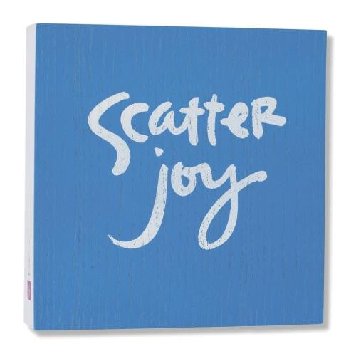 Scatter Joy Art
