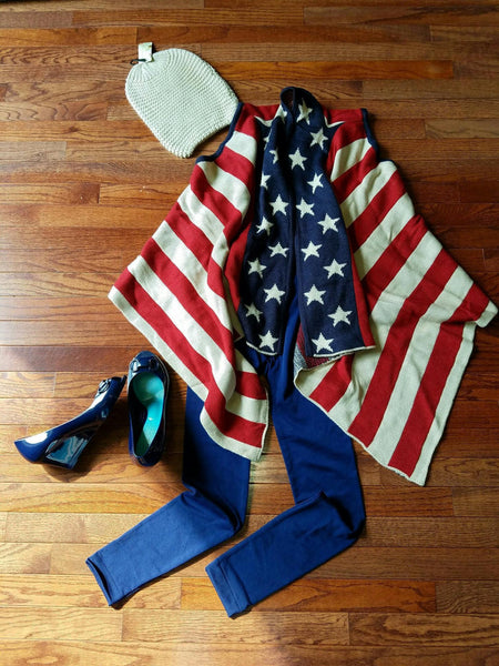 Sweater ~ USA Print