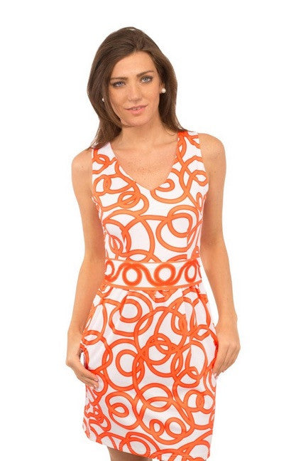 String Thing Jersey Dress