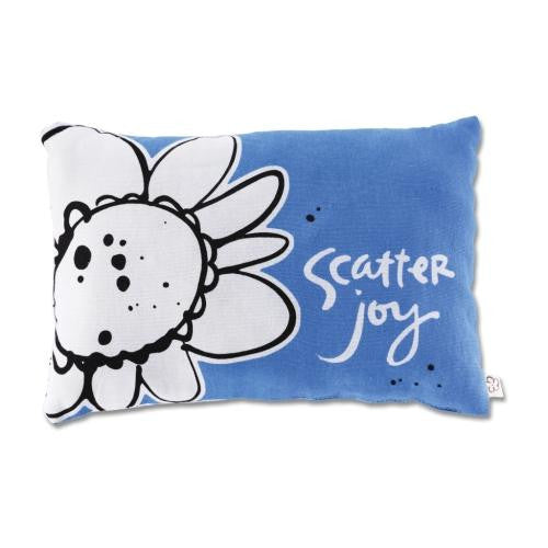 Scatter Joy Message Pillow