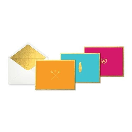 Notecard box-Trendy Icon