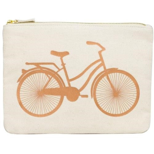 BICYCLE COSMETIC POUCH