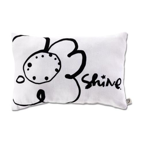 Shine Message Pillow
