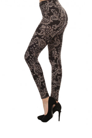 Paisley Fashion Legging
