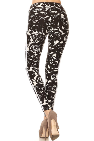 Blossom Stripe Reform Legging