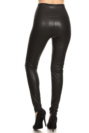 Nora Faux Leather Leggings
