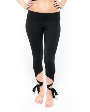 Avery Ankle Tie Yoga Pant