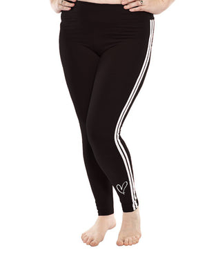 Blake ActionSport Stripe Legging