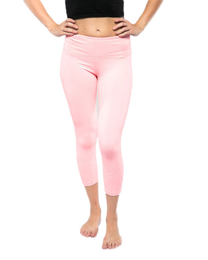 Chloe Cropped Action Legging