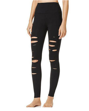 Drew Ripped Laser Cut Performance Legging