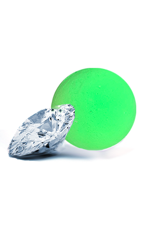 Green Machine Treasure Bath Bomb