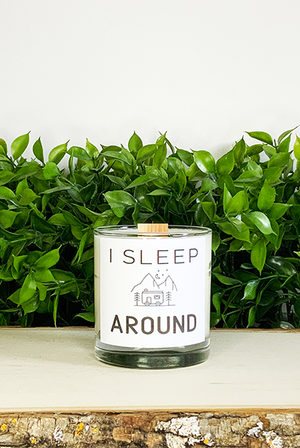 I Sleep Around - Treasure Candle