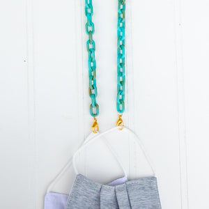 Madelyn Mask & Glasses Chain Necklace Lanyard