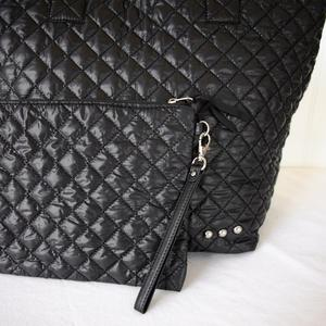 The SoHo Quilted Tote