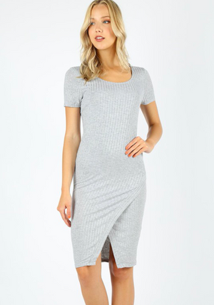 Lulu Knit Fabric Dress