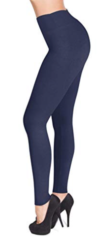 "Jett 3"" Tummy Control ActionSoft Solid Legging"