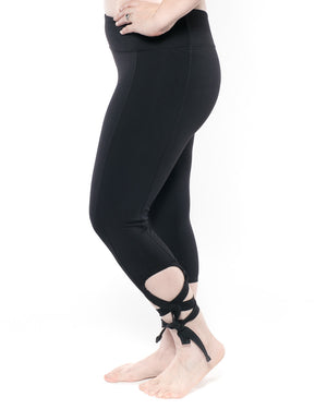 Avery Ankle-Tie Legging