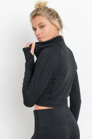 Finley Fashion Crop Jacket